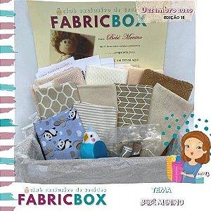 FABRICBOX  DEZ20 Bebê Menino