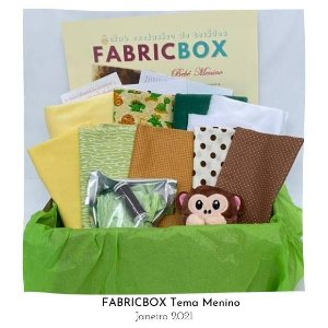 FABRICBOX  JAN21 Bebê Menino