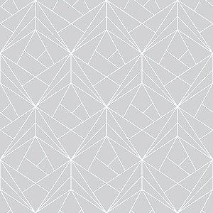 Papel de Parede Adesivo Egypt Gray