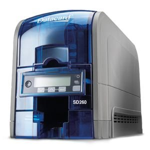 Impressora De Crachá Datacard SD260 Single