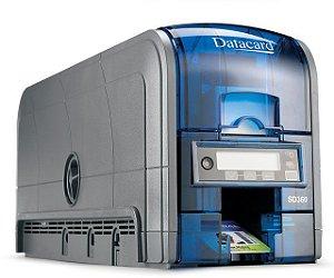 Impressora De Crachá Datacard SD360 Dual
