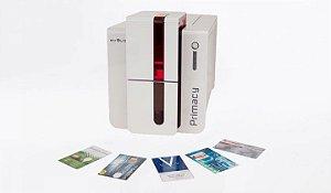 Impressora  De Crachá Evolis Primacy - Duplex