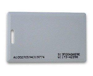 Cartão PVC Clamshell 125 Khz