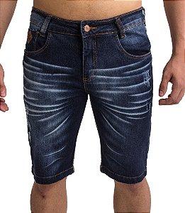 273b84a9e Bermuda Jeans Denim Masculina - Cardie.com.br