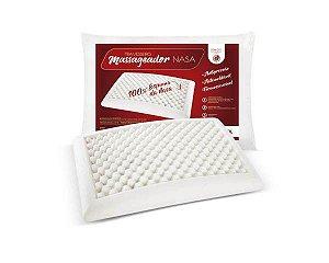 Travesseiro Reconflex Nasa Massageador