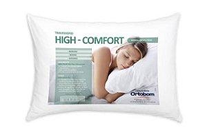 Travesseiro Ortobom HIGH Conforto 70x50