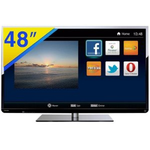 TV LED 48 Polegadas Semp Toshiba Internet TV Full HD -48L2400
