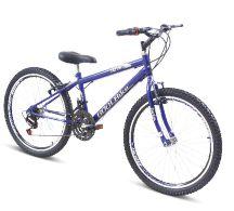Bicicleta Gool Bike Turim  Infanto/Juvenil aro 24 com 18 marcha C/ Aero