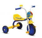 Triciclo Nathor You 3 Boy - Azul/Amarelo