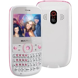 TELEFONE CEL.MULTILASER STAR DUAL TV