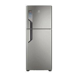 Geladeira Electrolux Top Freezer 431 Litros Platinum (TF55S)