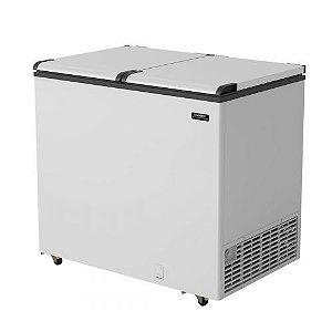 Freezer Horizontal Esmaltec EFH350 Branco 468L