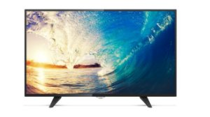 """Smart TV LED 32"""" AOC LE32S5970 HD com Wi-Fi, 2 USB, 3 HDMI, TV Digital, Controle c/ Botão Netflix e 60H"""