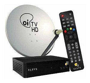 Kit Antena Elsys Oi TV HD Livre