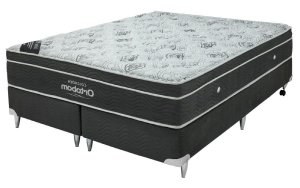CAMA BOX ORTOBOM EXCLUSIVE 1,58x30