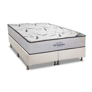 CAMA BOX ORTOBOM HIGHFOAM 1,58