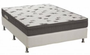 CAMA BOX ORTOBOM LIGHT D45 ORTOPILLOW 1,38