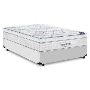 CAMA BOX ORTOBOM FREEDOM 1,38X32
