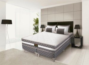 CAMA BOX RECONFLEX NATURE 1,58
