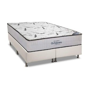CAMA BOX ORTOBOM HIGHFOAM  1,93X28