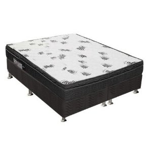 CAMA BOX ORTOBOM LIGHT D45 ORTOPILOW 1,58