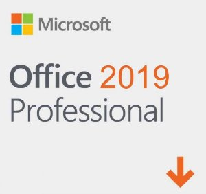 MICROSOFT OFFICE PROFESSIONAL 2019 ESD – 32 / 64 BITS – (DOWNLOAD)