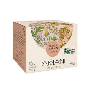 Chá Funcional Orgânico De Mãe para Mãe - Iamaní