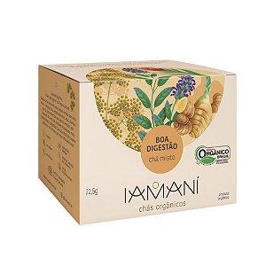 Chá Funcional Orgânico Boa Digestão - Iamaní