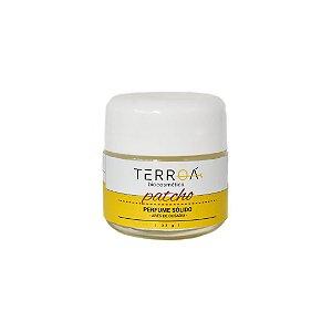 Perfume Sólido Patcho 33g - Terroa