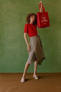 Tote Bag Leia Um Livro - Jouer Couture