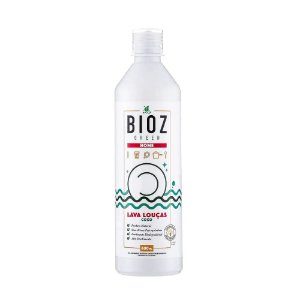 Detergente de Coco 600ml - BIOZ Green