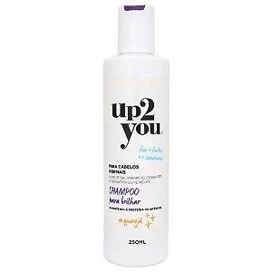 Shampoo Para Brilhar Cabelos Normais 250ml - Up2You