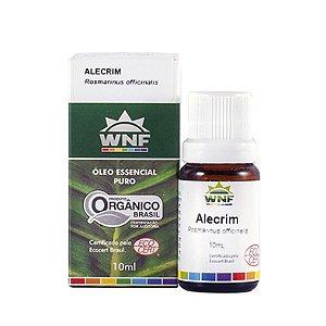 Óleo Essencial Alecrim 10ml - WNF
