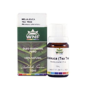 Óleo Essencial Melaleuca (Tea Tree) 10ml - WNF