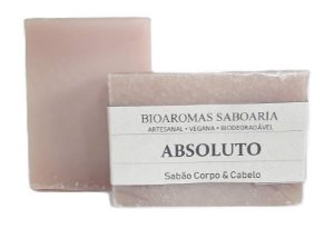 Shampoo Sólido Absoluto 80g - BioAromas