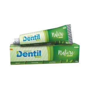 Creme Dental Vegano Com Stevia 90g - Dentil Nature