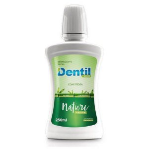 Enxaguante Bucal Vegano Com Stevia 250ml - Dentil Nature