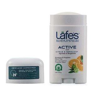 Desodorante Natural Twist Active 64g - Lafe´s