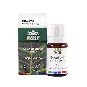 Óleo Essencial Eucalipto 10ml - WNF