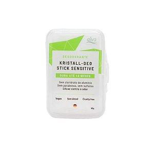 Desodorante Stone Kristall Sentitive 90g - Alva