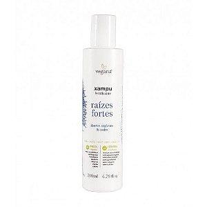 Shampoo Raízes Fortes 200ml - Vegana WNF