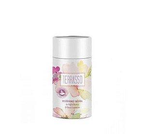 Desodorante Sólido Natural Argila Branca e Óleos Essenciais 70g - Terrasso Bio