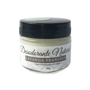 Desodorante Natural Lavanda Francesa 30g - Bioaromas