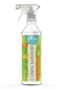 Limpa Banheiro Eucalipto e Vetiver 600ml - Garoa