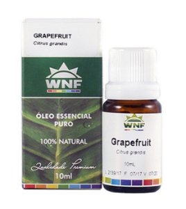 Óleo Essencial Grapefruit 10ml - WNF