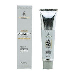 Hidratante Facial Acetinado Orvalho 50g - Ahoaloe