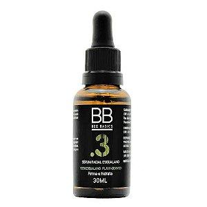 Sérum Facial Esqualano 30ml - Bee Basics