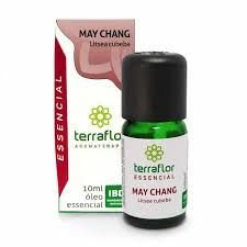 Óleo Essencial May Chang 10ml - Terra Flor