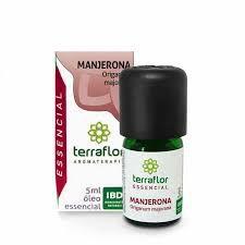 Óleo Essencial Manjerona 5ml - Terra Flor