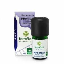 Óleo Essencial Immortelle 5ml -Terra Flor